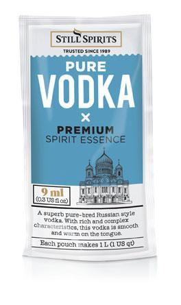 Still Spirits Pure Vodka