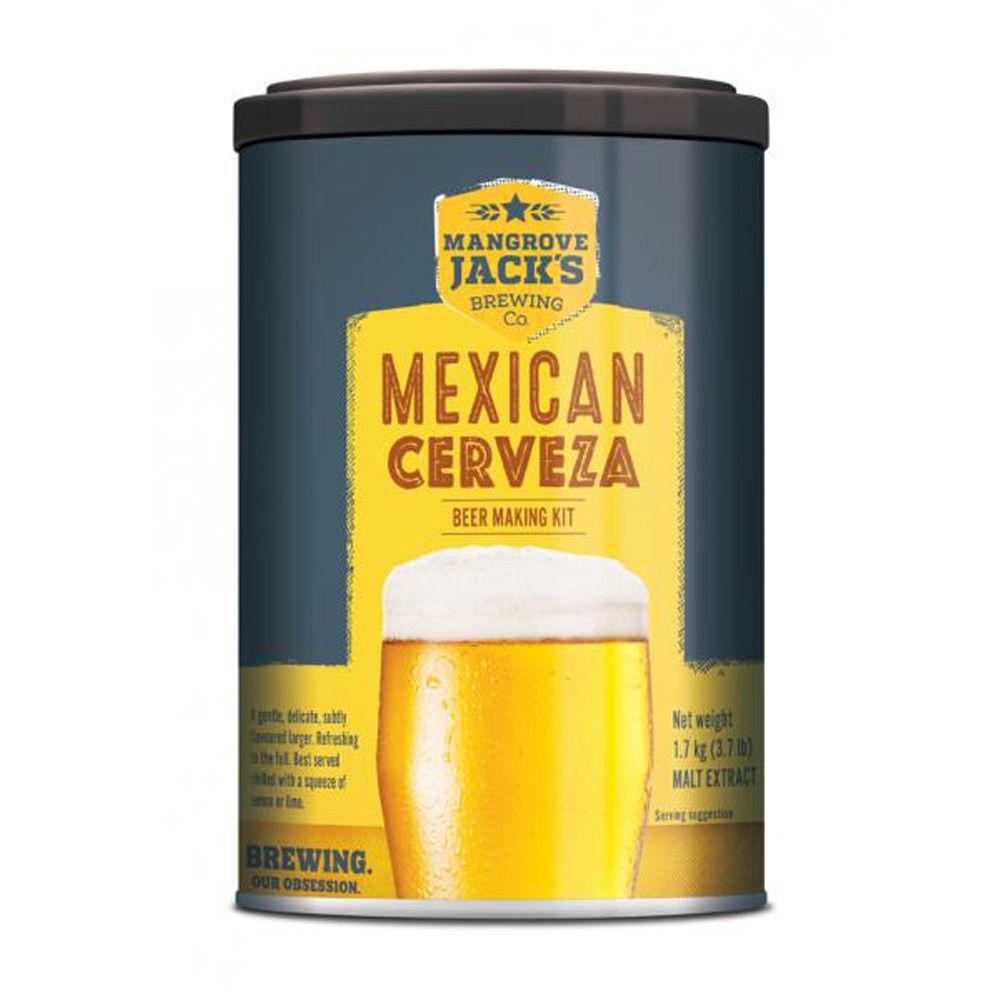 Mangrove Jack's International Series Mexican Cerveza