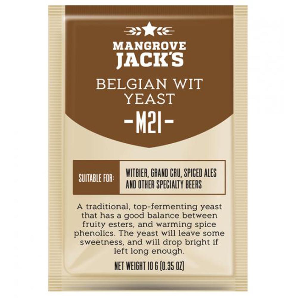 Mangrove Jack's M21 Belgian Wit