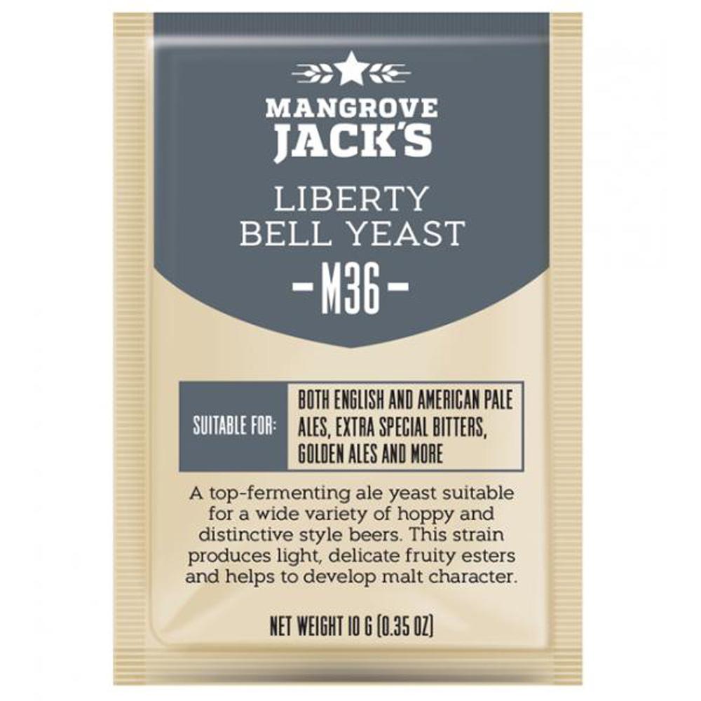 Mangrove Jack's M36 Liberty Bell Ale