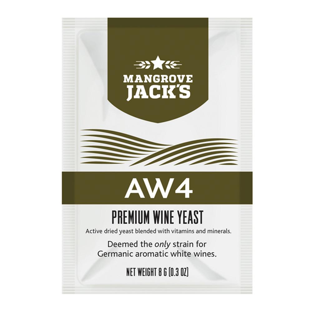 Mangrove Jack's AW4 Wine Yeast