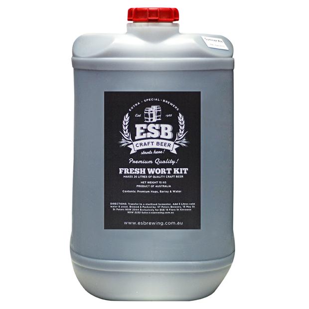 ESB Fresh Wort Kit - Galaxy Ale