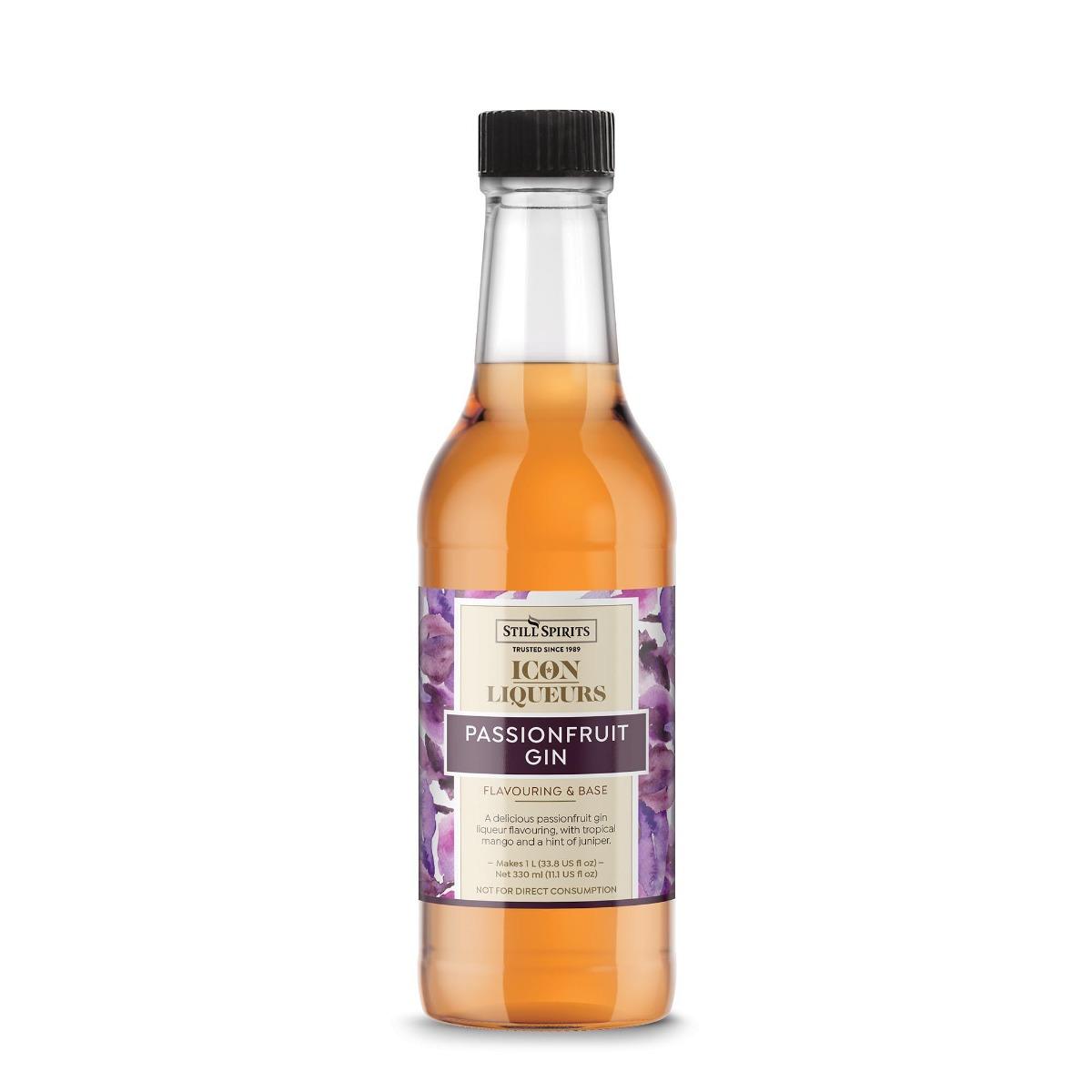 Still Spirits Icon Liqueur Passionfruit Gin