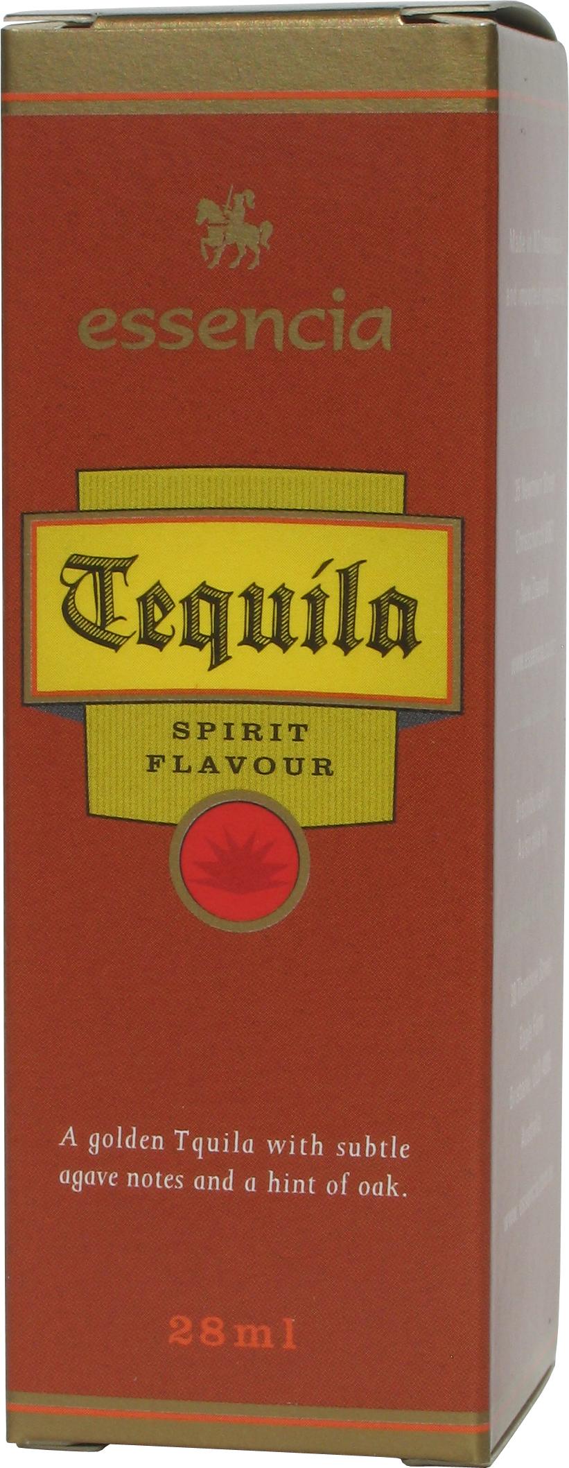 Essencia Tequila Gold