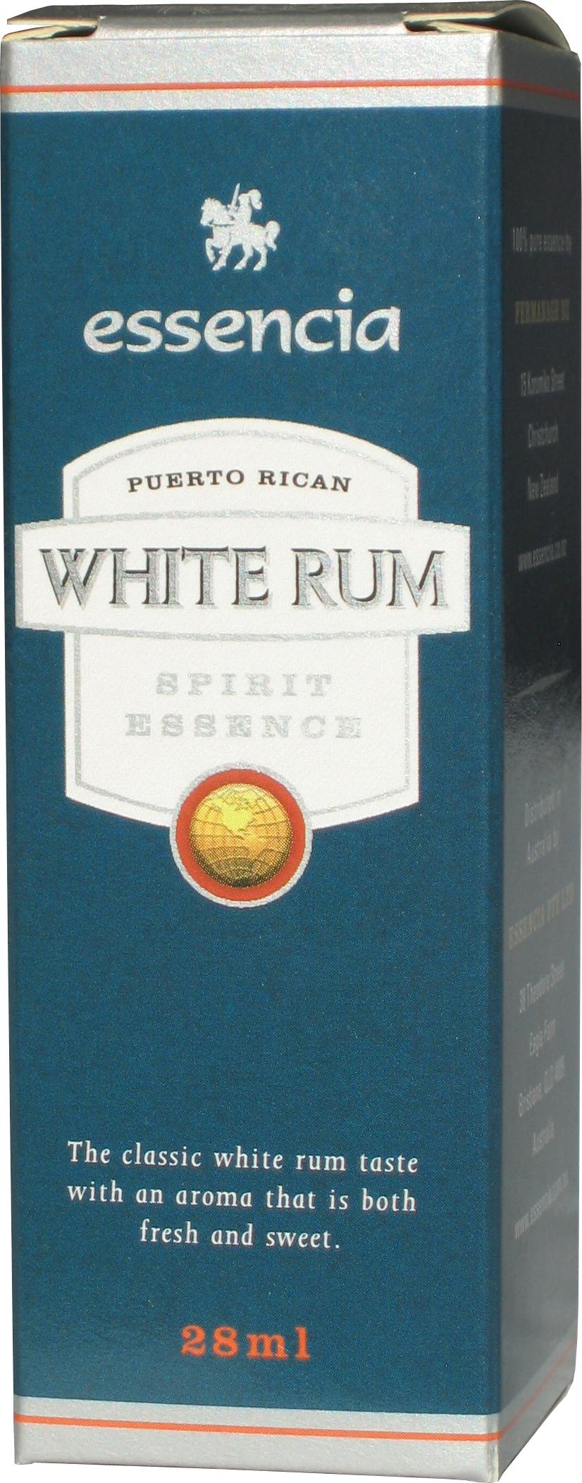 Essencia White Rum