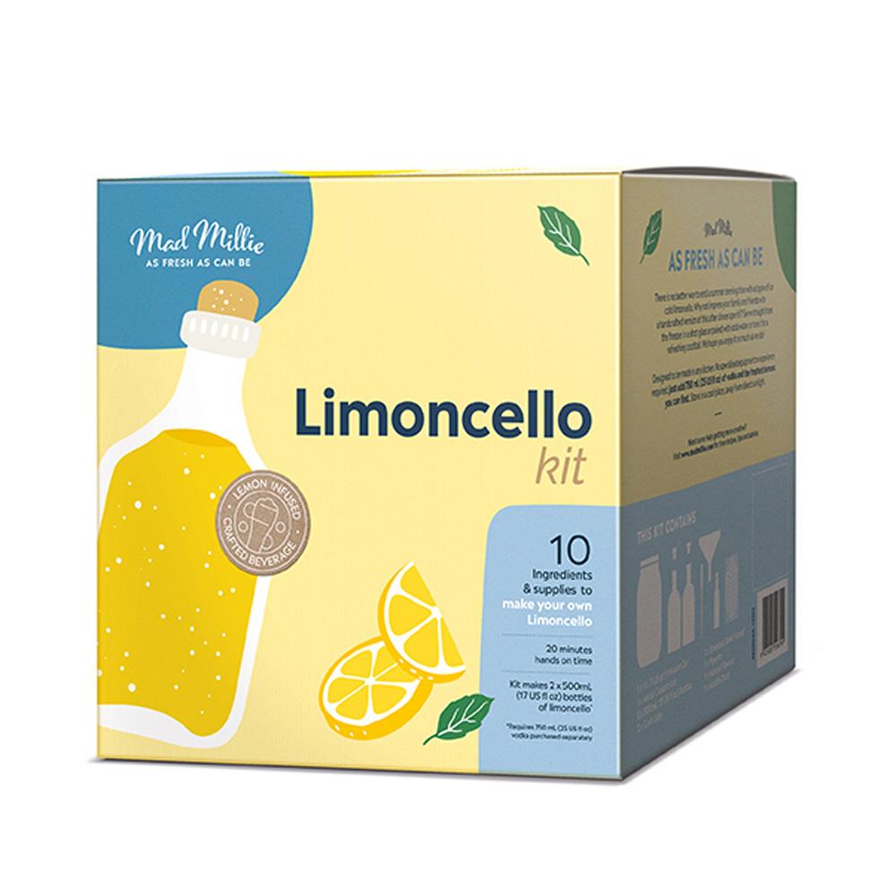 Mad Millie Limoncello Kit