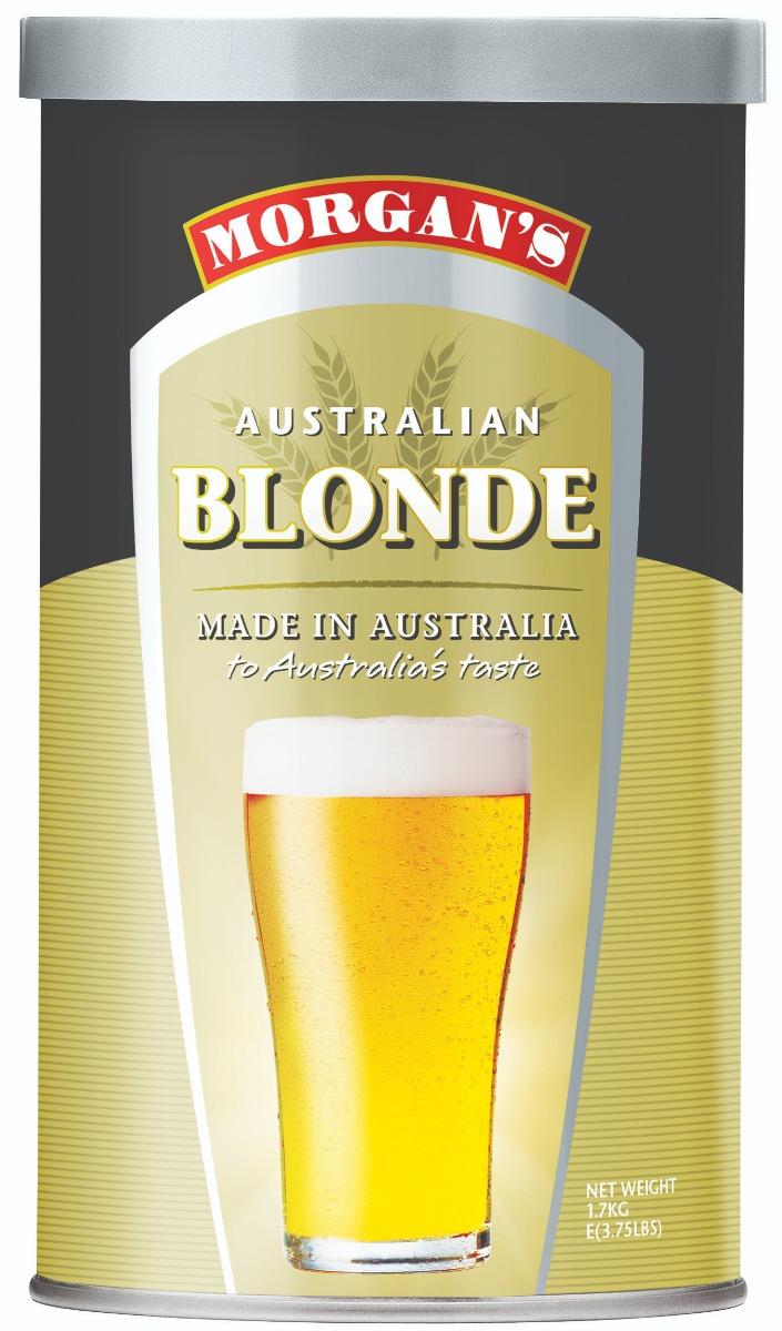 Morgan's Australian Blonde