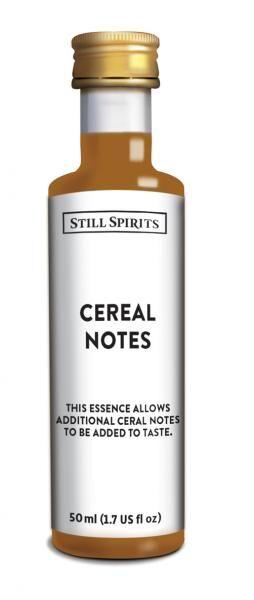 Still Spirits Top Shelf Cereal Notes