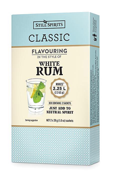 Still Spirits Classic White Rum
