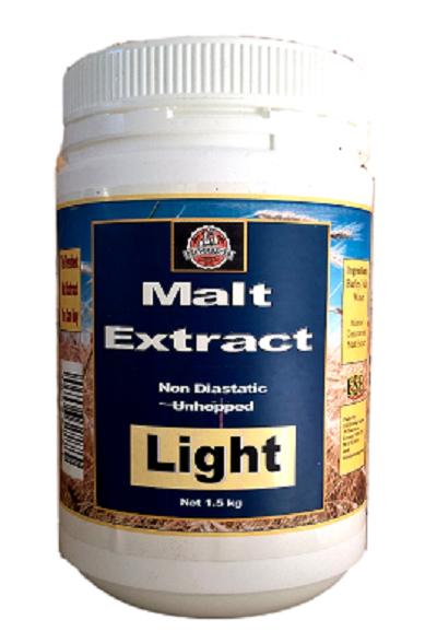 ESB Light Malt Extract 1.5 kg Jar