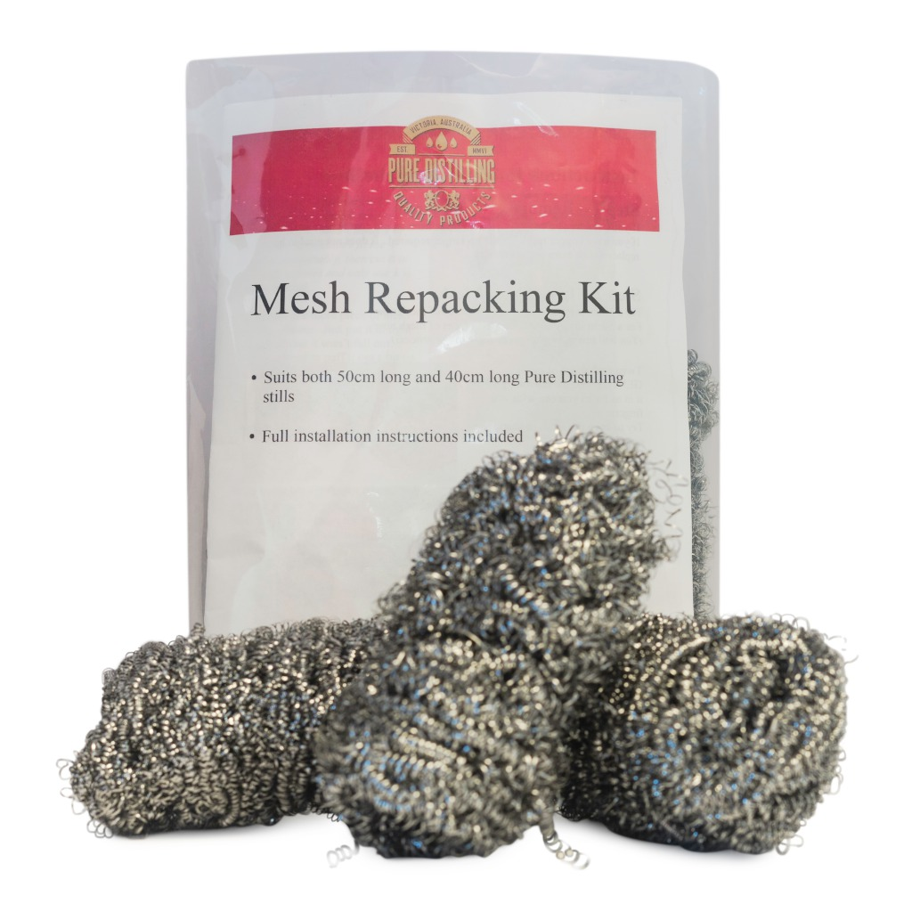 Pure Distilling Mesh Repacking Kit