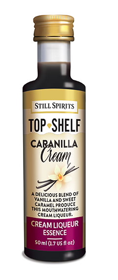 Still Spirits Top Shelf Caranilla Cream