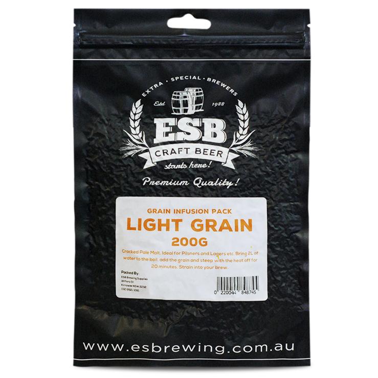 Grain Infusion Pack  200g  Light Grain