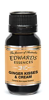 Edwards Essences Ginger Kisses & Cream