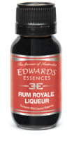 Edwards Essences Rum Royale Liqueur