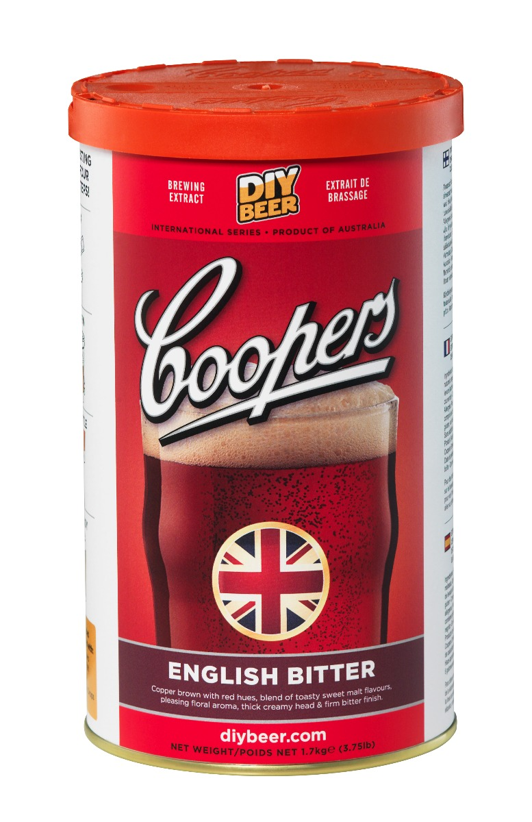 Coopers International English Bitter