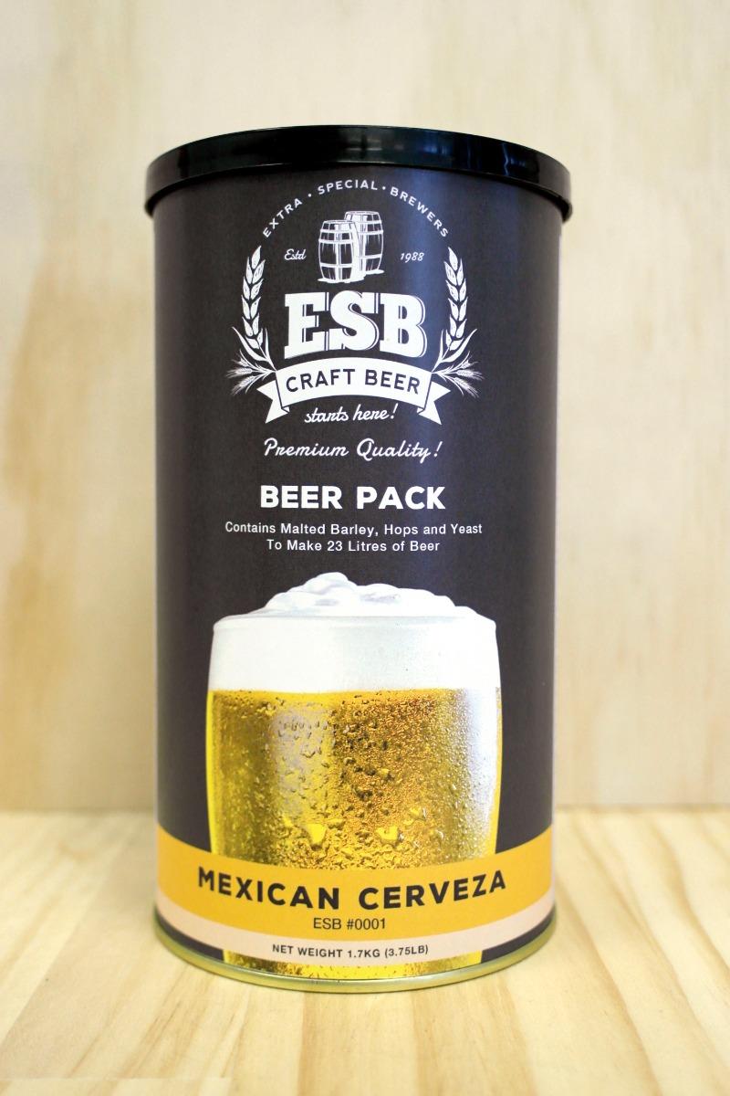 ESB 1.7kg Mexican Cerveza