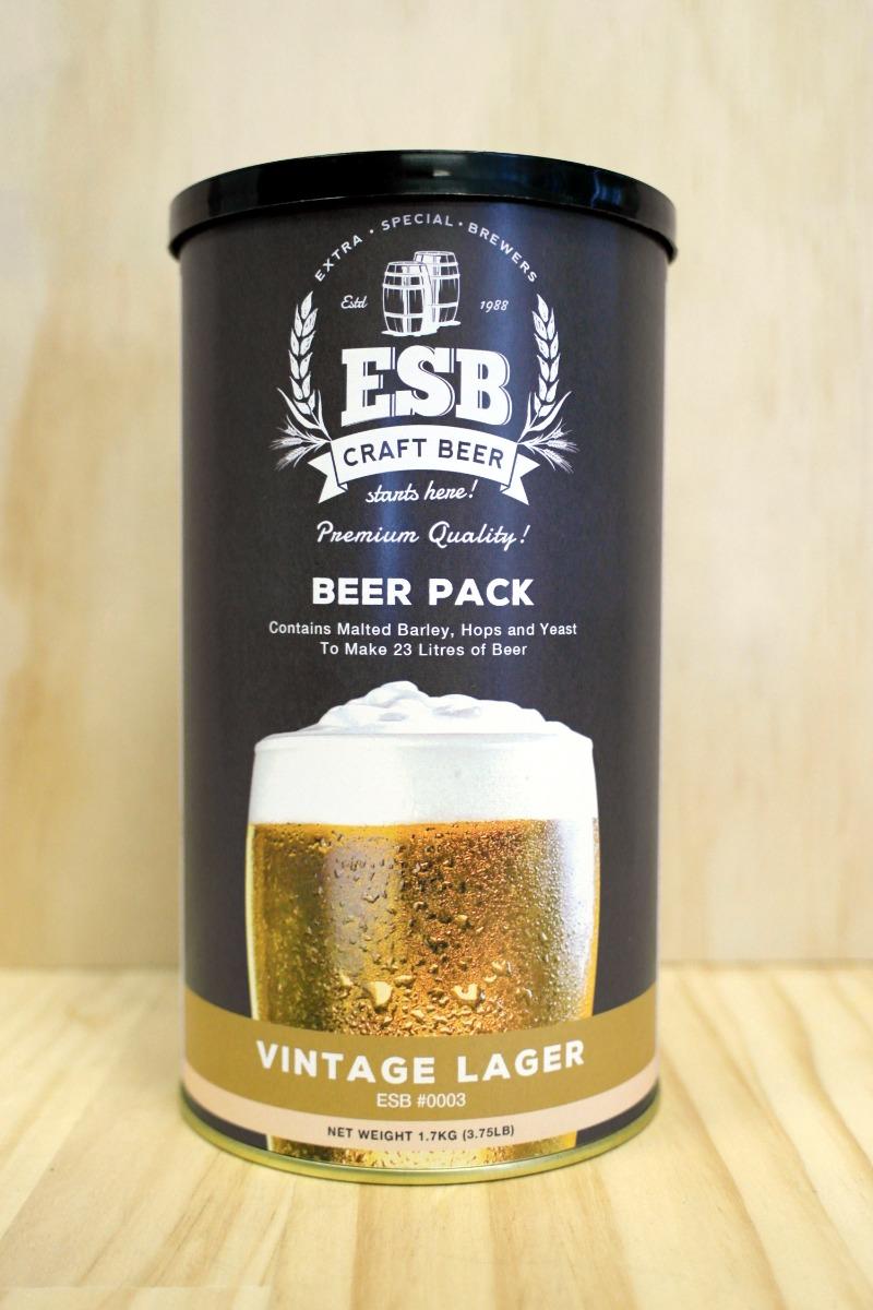 ESB 1.7kg Vintage Lager