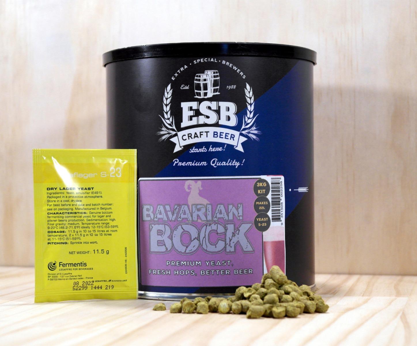 ESB 3kg Bavarian Bock