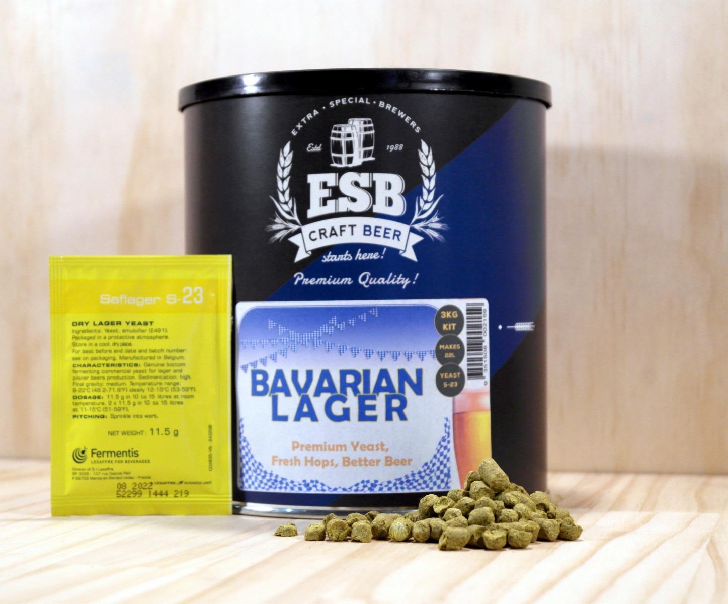 ESB 3kg Bavarian Lager