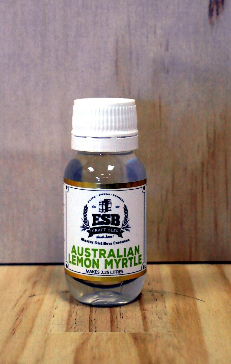 ESB Master Distillers Essences - Australian Lemon Myrtle