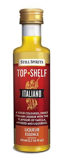 Still Spirits Top Shelf Italiano
