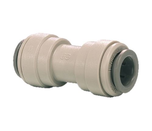 "John Guest 3/8"" Tube Equal Straight Connector"