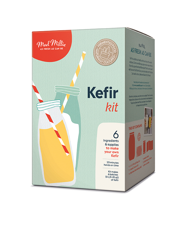 kefir kit
