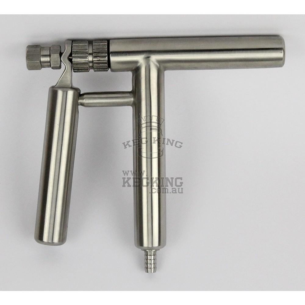 Premium Stainless Steel Pluto Beer Gun