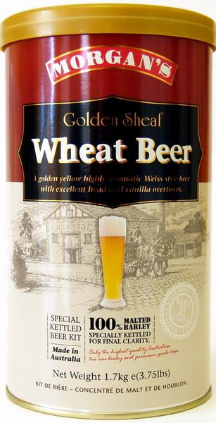 Morgan's Premium Golden Sheaf Wheat