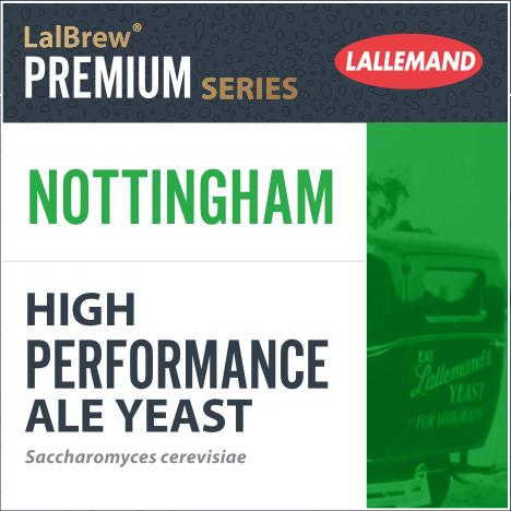 Danstar Nottingham English Ale Brewing Yeast