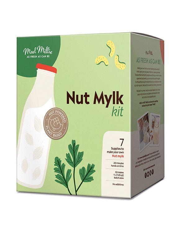 Mad Millie Nut Mylk Kit