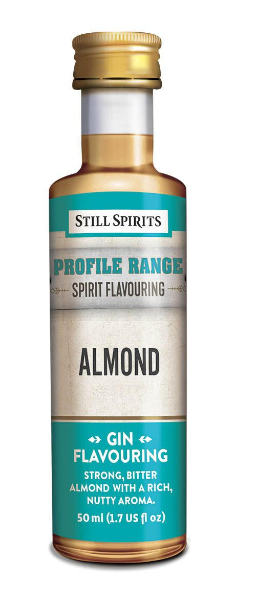 Still Spirits Gin Profile - Almond