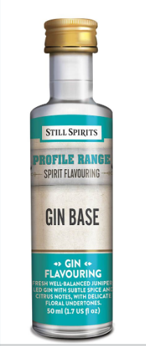 Still Spirits Gin Profile - Gin Base