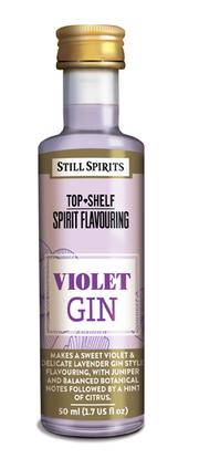 Still Spirits Top Shelf Violet Gin