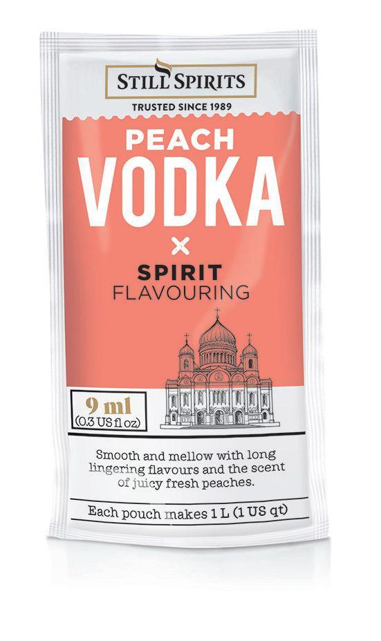 Still Spirits Peach Vodka