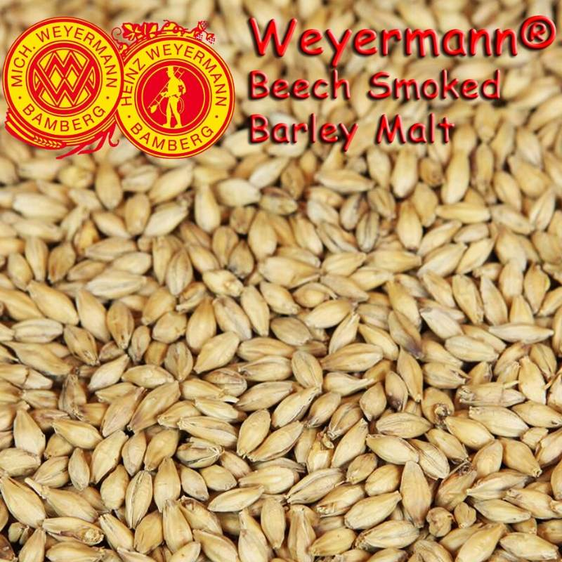 Weyermann Beech Smoked Malt