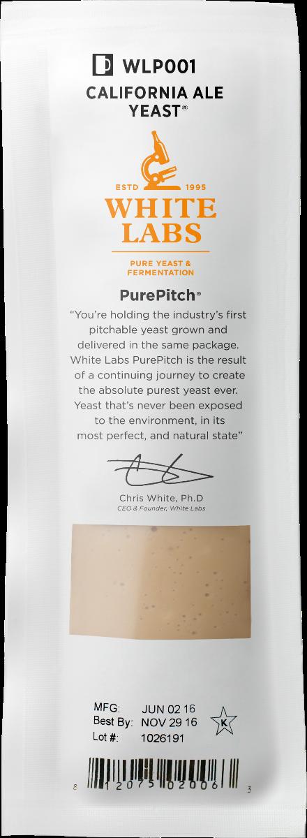White Labs WLP023 Burton Ale Yeast